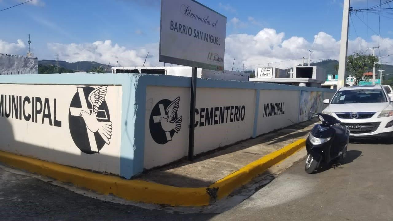 REPARACIÓN Y ACONDICIONAMIENTO DEL CEMENTERIO VIEJO
