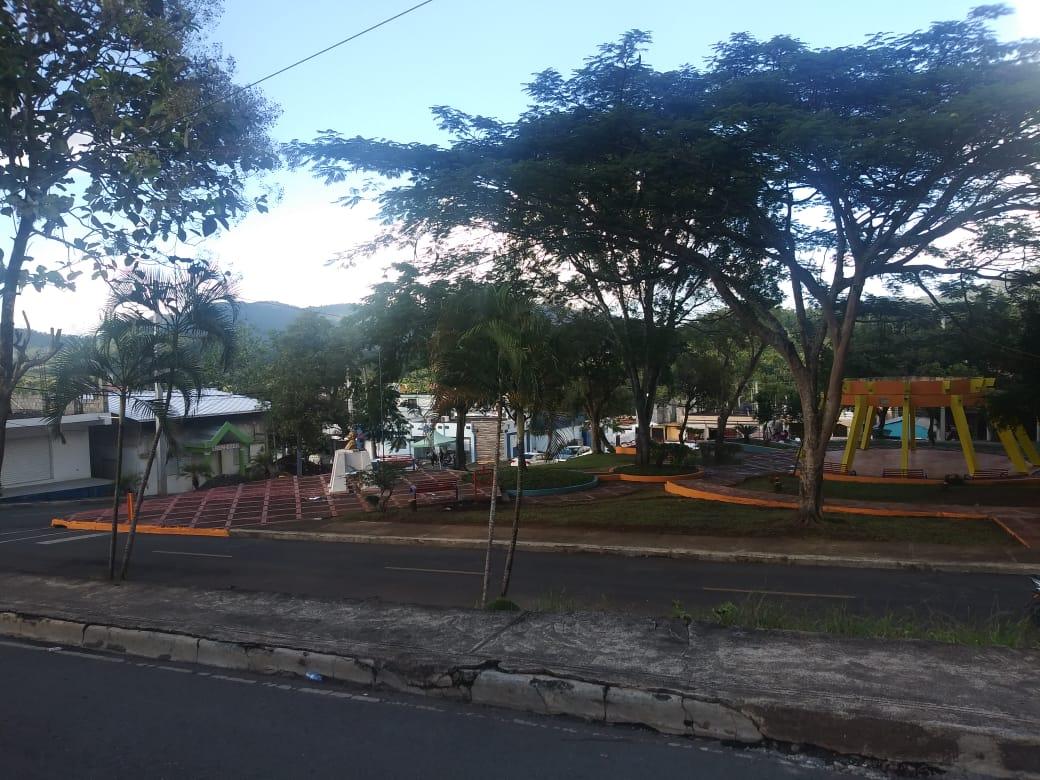 ELECTRIFICACIÓN  Y ACONDICONAMIENTO DEL PARQUE MUNICIPAL